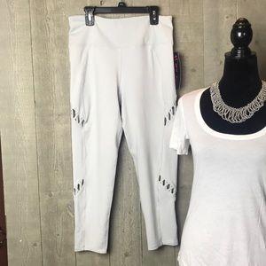 Betsey Johnson Performance Workout Pants